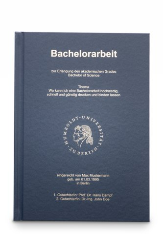 Hardcover Standardbuch